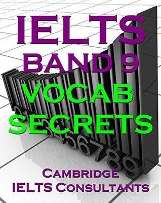کتاب IELTS Band 9 Vocab Secrets