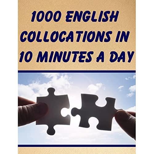 دانلود کتاب 1000English Collocations in 10 Minutes a Day