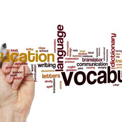 یادگیری لغات (Vocabulary) در کوتاه ترین زمان