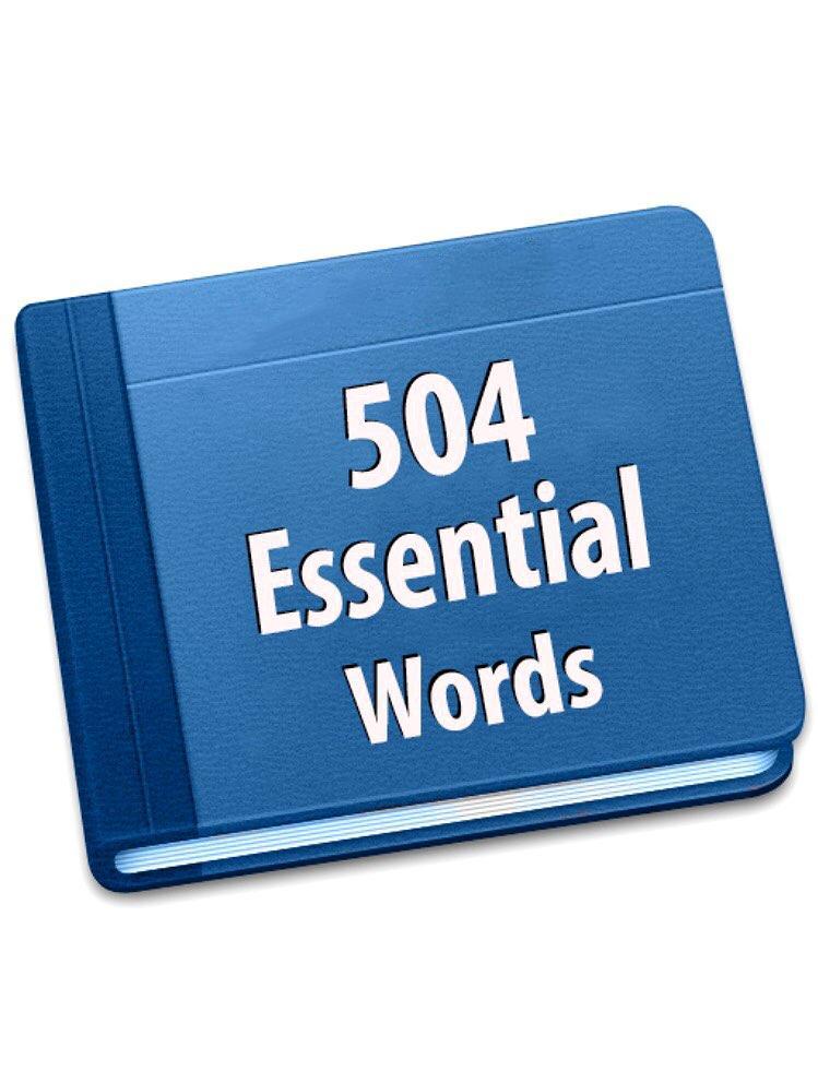 درس نهم 504 لغت