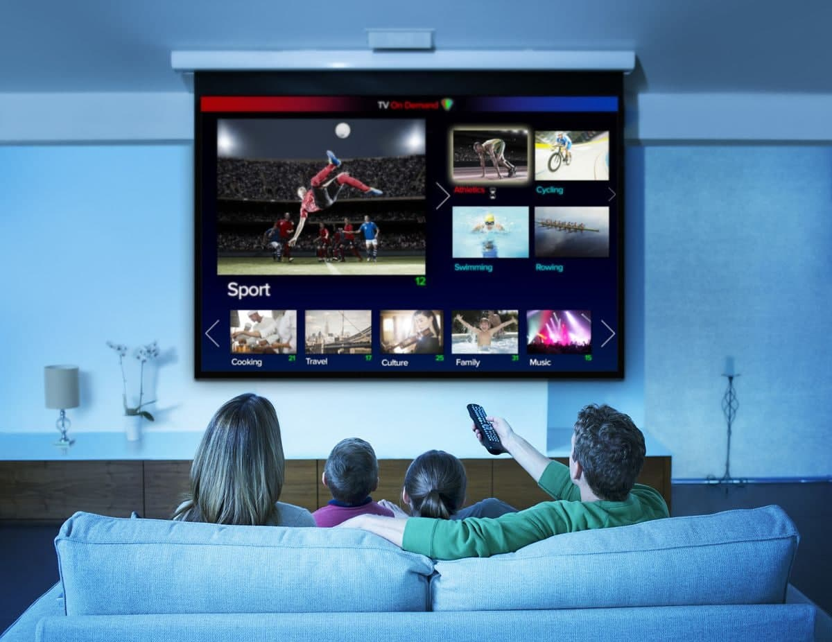 Buying Television and Movie Programs